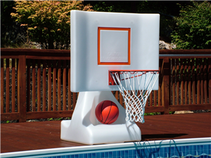 Rock The House Water Basketball Pool Shot Products
